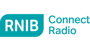 Fig: RNIB Connect Radio logo.